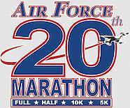 2016, 20th AIRFORCE MARATHON5K - WHEELED