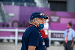 Charles Peter, GBR<br /> Olympic Games Tokyo 2021<br /> © Hippo Foto - Dirk Caremans<br /> 04/08/2021