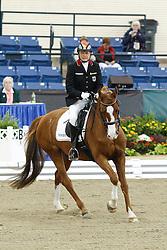 Brenner Hannelore (GER) - Women of the World<br /> Alltech FEI World Equestrian Games <br /> Lexington - Kentucky 2010<br /> © Hippo Foto - Leanjo de Koster