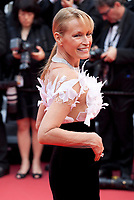 Estelle Lefebure at the Opening Ceremony and The Dead Don't Die gala screening at the 72nd Cannes Film Festival Tuesday 14th May 2019, Cannes, France. Photo credit: Doreen Kennedy