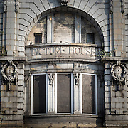 Opened 16 September 1912 the 'Lime Street Picture House' was a very upmarket city centre cinema, with a Georgian styled facade & a French Renaissance interior. The grand entrance foyer had a black & white square tiled floor and the walls were of Sicilian marble. It housed a luxurious cafe on the 1st floor and the auditorium was designed to have the effect of a live theatre with an abundance of architectural features, embellished by plaster mouldings. It provided seating for 1029 patrons. The cinema also boasted a full orchestra to accompany the silent films.<br /> <br /> On 14 August 1916, it was renamed  'City Picture House' due to another cinema opening in Clayton Square called 'Liverpool Picture House'. In October 1920 a new company was formed 'Futurist (Liverpool) LTD' to purchase the cinema and the two shops for £167,000.<br /> <br /> The era of silent films ended in 1929 at the Futurist and new 'Western Electric Talking Equipment' was installed. By the 1930s cinemas were popping up everywhere which affected The Futurist's business and resulted in the cinema showing second runs of leading films.
