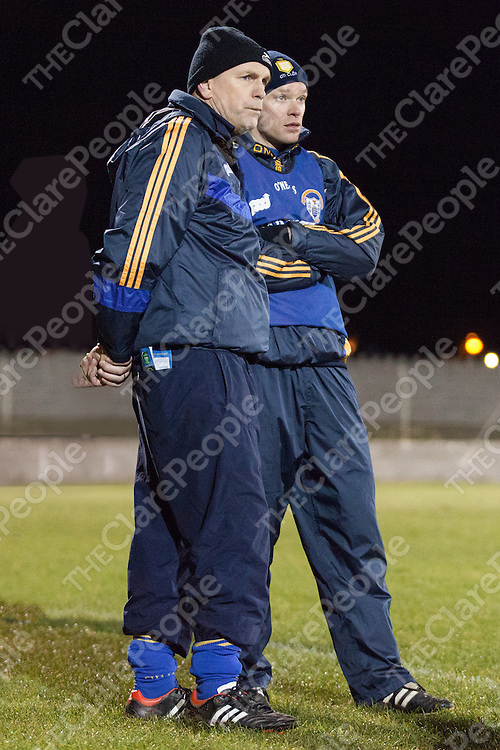 Clare Management Michael O'Shea and Neil Hawes