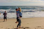 Josh and Jess, Rogers Beach, Westhampton Beach,  Southampton, NY