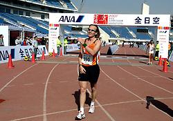 21-10-2007 ATLETIEK: ANA BEIJING MARATHON: BEIJING CHINA<br /> De Beijing Olympic Marathon Experience georganiseerd door NOC NSF en ATP is een groot succes geworden / Ralph van der Rijst<br /> ©2007-WWW.FOTOHOOGENDOORN.NL