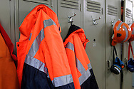 High visibility safety jackets.<br /> <br /> For larger JPEGs and TIFF Contact EFFECTIVE WORKING IMAGE via our contact page at : www.photography4business.com
