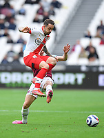 Football - 2020 / 2021 Premier League - Final Round - West ham United vs Southampton - London Stadium<br /> <br /> Southampton's Danny Ings in action during this afternoon's game.<br /> <br /> COLORSPORT/ASHLEY WESTERN
