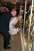 Mark Law and Princess Michael of Kent, Private Preview of the Grosvenor House Art and Antiques Fair. 13 June 2007.  -DO NOT ARCHIVE-© Copyright Photograph by Dafydd Jones. 248 Clapham Rd. London SW9 0PZ. Tel 0207 820 0771. www.dafjones.com.