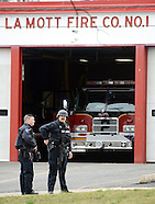 Firehouse Hostage Standoff