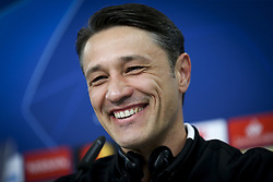 September 18, 2018 - Na - Lisbon, 18/09/2018 - FC Bayern Munich trained this afternoon at the Luz stadium before the Champions League game against SL Benfica at the Est√°dio da Luz in Lisbon. Niko Kovac  (Credit Image: © Atlantico Press via ZUMA Wire)