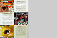 Stern VIEW Magazine (Germany), issue 01/2007, Photographs by Heidi & Hans-Juergen Koch/animal-affairs.com..