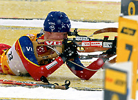 ◊Copyright:<br />GEPA pictures<br />◊Photographer:<br />Mario Kneisl<br />◊Name:<br />Tjoerhom<br />◊Rubric:<br />Sport<br />◊Type:<br />Biathlon<br />◊Event:<br />IBU WM 2005, 15 km Einzel, Damen<br />◊Site:<br />Hochfilzen, Austria<br />◊Date:<br />08.03.05<br />◊Description:<br />Linda Tjoerhom (NOR)<br />◊Archive:<br />DCSKN-0803054308<br />◊RegDate:<br />08.03.2005<br />◊Note:<br />8 MB - KA/DM - Nutzungshinweis: Es gelten unsere Allgemeinen Geschaeftsbedingungen (AGB) bzw. Sondervereinbarungen in schriftlicher Form. Die AGB finden Sie auf www.GEPA-pictures.com.<br />Use of picture only according to written agreements or to our business terms as shown on our website www.GEPA-pictures.com.