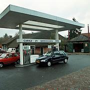 Tankstation Compaan Vos Middenweg Blaricum ext.