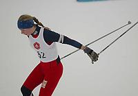 Langrenn, 01. mars 2003, Junior NM, Anette Brøto, Ringkollen