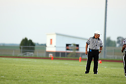 24 August 2012: Urbana Tigers v Normal Community Ironmen Football in Normal Illinois