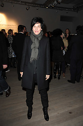 SHARLEEN SPITERI at a private view of Masters of Photography - A Journey presented by Macallan and Albert Watson held at Philips De Pury, Howick Place, London SW1 on 1st December 2010.