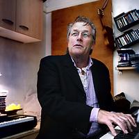 Nederland, Amsterdam , 12 april 2013.<br /> Pianist en componist Martin van Dijk<br /> Foto:Jean-Pierre Jans