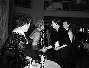 NAIDA Fashion Parade Ball at The Gresham Hotel.24/04/1953