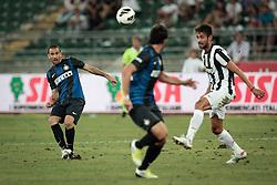 Bari (BA) 21.07.2012 - Trofeo Tim 2012. Inter - Juventus. Nella Foto: Palacio sx (I),
