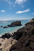 Tuoro, Black Rock, Rarotonga, Cook Islands, South Pacific