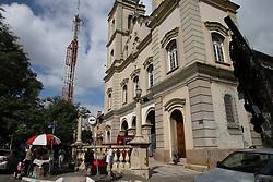 May 13, 2019 - SãO Paulo, Brazil - SÃO PAULO, SP - 13.05.2019: 13 DE MAIO DIA DE NOSSA SENHORA DE FÁTIMA - Today May 13 is celebrated the day of Our Lady of Fatima. Masses and celebrations are held during this Monday (13), at Our Lady of the Rosary of Fátima in São Paulo, SP. (Credit Image: © José Lazarete JúNior/Fotoarena via ZUMA Press)
