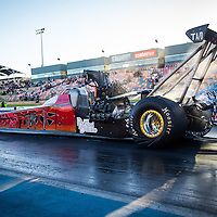 Shane Weston - 3301 - Endangered Species - CNE Top Alcohol Dragster - Top Alcohol (TA/D)