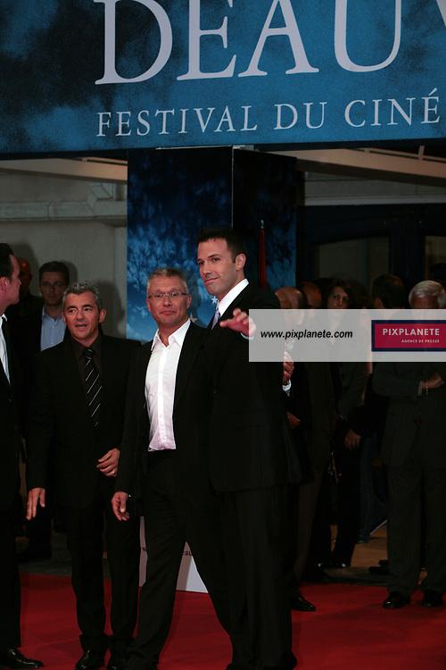 Ben Affleck - 33 ème Festival du Film Américain - Deauville - 5/09/2007 - JSB / PixPlanete