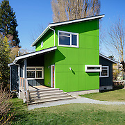 Seattle residence designed and built by Axiom Design Build.