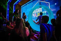 Banrisul durante a 25ª edição do Planeta Atlântida. O maior festival de música do Sul do Brasil ocorre nos dias 31 Janeiro e 01 de fevereiro, na SABA, praia de Atlântida, no Litoral Norte do Rio Grande do Sul. FOTO: <br /> Anselmo Cunha/ Agência Preview
