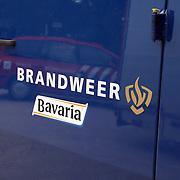 NLD/Huizen/20070616 - Brandweerwedstrijden georganiseerd door de brandweer Huizen, brandweerwagen bierbrouwerij Bavaria