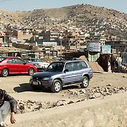 Street scenes in Kabul, Afghanistan