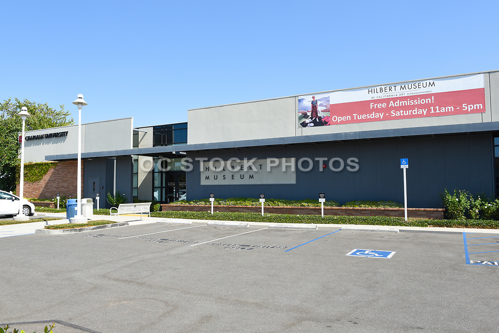 The Hilbert Museum of California Art at Chapman University