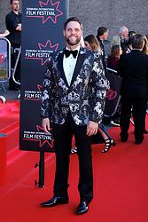 Edinburgh International Film Festival 2019<br /> <br /> Boyz In The Wood (European Premiere)<br /> <br /> Stars and guests arrive on the red carpet<br /> <br /> Pictured: Gareth Morrison <br /> <br /> Alex Todd   Edinburgh Elite media