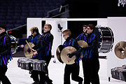 Shadow Indoor Percussion performs in Dayton, Ohio on April 12, 2019.<br /> <br /> Beth Skogen Photography<br /> www.bethskogen.com