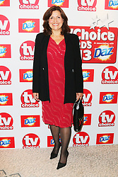 © Licensed to London News Pictures. 09/09/2013, UK.  Rebecca Front,, TV Choice Awards, The Dorchester Hotel, London UK, 09 September 2013 Photo credit : Richard Goldschmidt/Piqtured/LNP