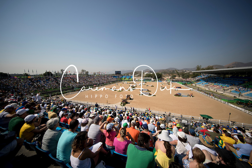 Overview<br /> Olympic Games Rio 2016<br /> © Hippo Foto - Dirk Caremans<br /> 17/08/16
