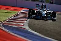 HAMILTON Lewis (Gbr) Mercedes Gp Mgp W05 Actionduring the 2014 Formula One World Championship, Russia Grand Prix from October 9th to 12th 2014 in Sotchi, Russia. Photo Florent Gooden / DPPI.