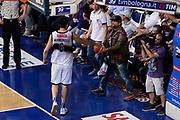 Stefano Mancinelli, Federico Ballandi<br /> Kontatto Fortitudo Bologna - Virtus Segafredo Bologna<br /> Lega Nazionale Pallacanestro 2016/2017<br /> Bologna, 14/04/2017<br /> Foto Ciamillo-Castoria / M. Brondi