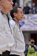 DESCRIZIONE : Sassari LegaBasket Serie A 2015-2016 Dinamo Banco di Sardegna Sassari - Giorgio Tesi Group Pistoia<br /> GIOCATORE : Alessandro Vicino<br /> CATEGORIA : Arbitro Referee Before Pregame<br /> SQUADRA : AIAP<br /> EVENTO : LegaBasket Serie A 2015-2016<br /> GARA : Dinamo Banco di Sardegna Sassari - Giorgio Tesi Group Pistoia<br /> DATA : 27/12/2015<br /> SPORT : Pallacanestro<br /> AUTORE : Agenzia Ciamillo-Castoria/L.Canu
