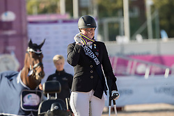 Jensby Sunesen Susanne, DEN, CSK's Que Faire<br /> FEI European Para Dressage Championships - Goteborg 2017 <br /> © Hippo Foto - Dirk Caremans
