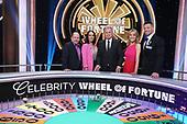"September 26, 2021 - USA: ABC's ""Celebrity Wheel of Fortune"" Season 2 Premiere"