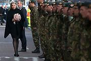 Bevrijdingsconcert 2015 op de Amstel in Amsterdam in aanwezigheid van de koninklijke Familie<br /> <br /> Freedomconcert 2015 on the Amstel River in Amsterdam in the presence of the Royal Family<br /> <br /> Op de foto / On the photo:  Koningin Maxima / Queen Maxima