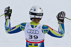 17.02.2011, Kandahar, Garmisch Partenkirchen, GER, FIS Alpin Ski WM 2011, GAP, Riesenslalom, im Bild Marusa Ferk (SLO) // Marusa Ferk (SLO) during Giant Slalom Fis Alpine Ski World Championships in Garmisch Partenkirchen, Germany on 17/2/2011. EXPA Pictures © 2011, PhotoCredit: EXPA/ J. Groder