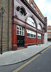 File photo dated 06/08/13 of the former Brompton Road tube station, a disused station on the Piccadilly line between South Kensington and Knightsbridge. Owners of hundreds of unoccupied properties near the Grenfell Tower, including the former tube station, cannot be compelled to live in them, the local council has said following a newspaper report that oligarchs and foreign royalty were among the absentees.