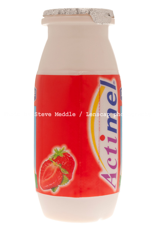 Danone Actimel Drinking Yogurt