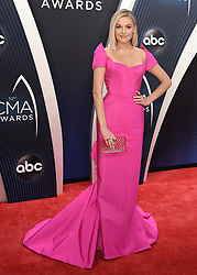 52nd Annual CMA Awards at the Bridgetone Arena on November 14, 2018 iin Nashville, Tennessee. (Photo by Scott Kirkland/PictureGroup). 14 Nov 2018 Pictured: Kelsea Ballerini. Photo credit: Scott Kirkland/PictureGroup / MEGA TheMegaAgency.com +1 888 505 6342