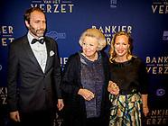 Prinses Beatrix bij Bankier van het Verzet
