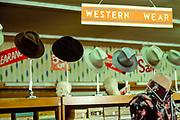 Western clothing store, Albuquerque, NM.