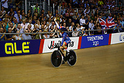 Women Team Sprint, Great Britain, during the UEC Track Cycling European Championships Glasgow 2018, at Sir Chris Hoy Velodrome, in Glasgow, Great Britain, Day 2, on August 3, 2018 - Photo Luca Bettini / BettiniPhoto / ProSportsImages / DPPI - Belgium out, Spain out, Italy out, Netherlands out -