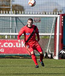 East Fife's Ryan Wallace..Stenhousemuir 2 v 1 East Fife, 24/9/11..©Pic : Michael Schofield.
