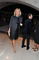 PRINCESS CHANTAL OF HANOVER at a private view of 'Valentino: Master Of Couture' at Somerset House, London on 28th November 2012.
